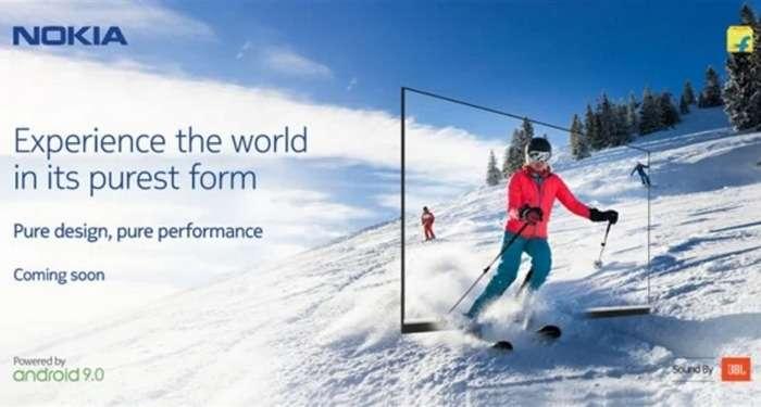 Nokia диагонали 75 дюймгача бўлган еттита моделда Smart TV тақдим этди