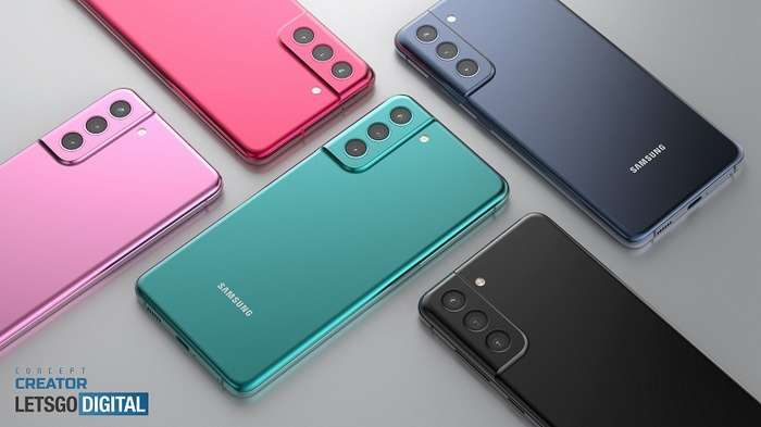 Galaxy S21 FE аллақачон сурати билан Samsung расмий сайтига чиқди!