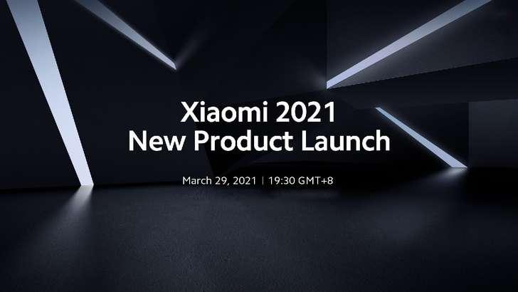 Тақвимингизга белгилаб қўйинг: 29 март куни Xiaomi тақдимот ўтказяпти!