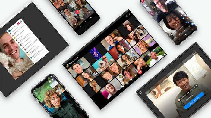 Zoom'нинг энди кераги йўқ: Facebook'нинг бепул Messenger Rooms сервисини қарши олинг! (+видео)
