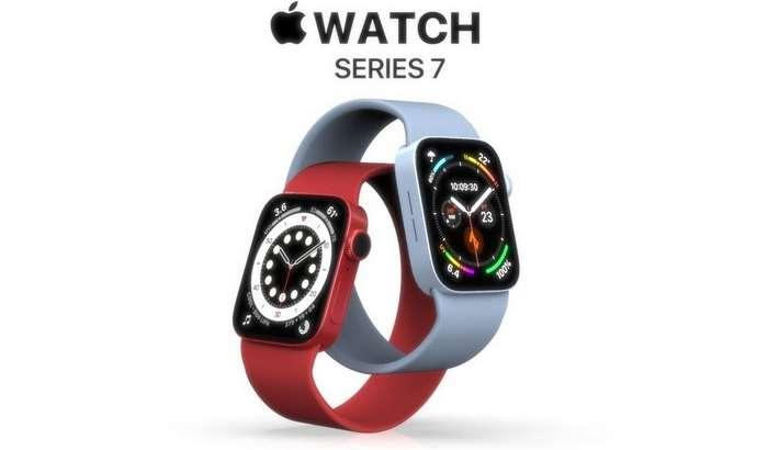 Бу йил чиқаётган Apple Watch Series 7 хусусиятлари