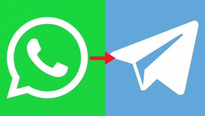 WhatsApp'даги ёзишмаларни ҳам Telegram'га кўчириб ўтказгач, ундаги аккаунтимизни қандай ўчирамиз?