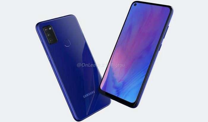 Yana bitta arzon Galaxy M smartfoni video va suratlarda: tirqishli displey va uchtalik kamera!