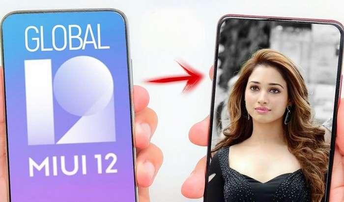 MIUI 12 global proshivkasining tarqatilish grafigini Xiaomi rasman e'lon qildi!