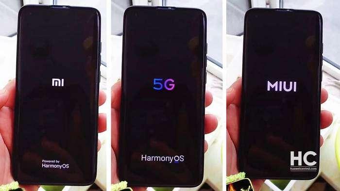Android'ning keragi yo'q: Xiaomi smartfoni HarmonyOS asosidagi MIUI bilan ishlayapti! («jonli» video)