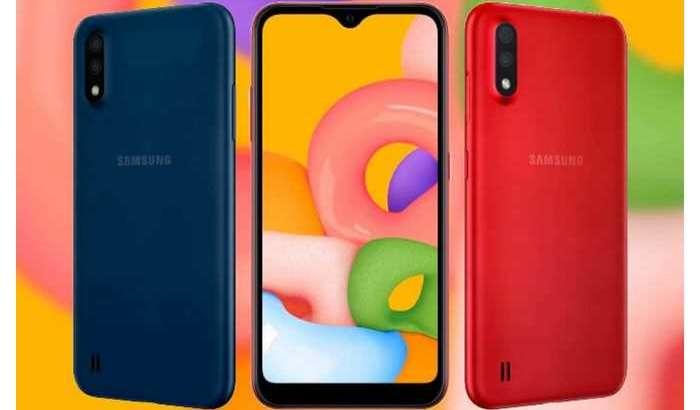 Нархи 130 долларга ҳам бормайдиган Samsung Galaxy A02 ҳамда Galaxy M02 тайёр!
