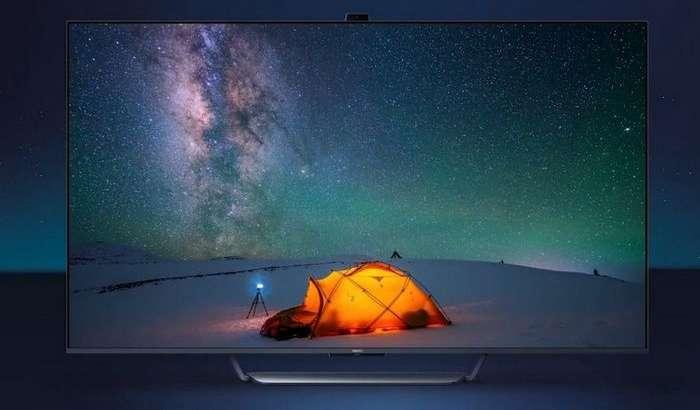 OPPO илк смарт-телевизорларини тақдим этди: 4K формати, NFC'ли пульт, корпусдан чиқувчи камера...