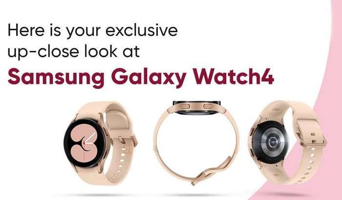 28 июнда намойиш этиладиган Galaxy Watch 4 илк расмий суратларда