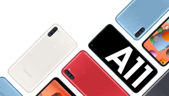 Yangi hamyonbop smartfon – Galaxy A11 sotuvga chiqdi, narxi bilan tanishamiz