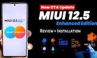 MIUI 12.5 Enhanced Edition тақдим этилди: 13 августдан у 12 хил Xiaomi ва Redmi смартфонларига келади