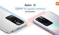 Redmi 10 смартфонининг глобал версияси сотувга чиқди