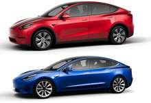 Tesla Model 3 va Model Y bir oy ichida ikkinchi marta qimmatlashdi