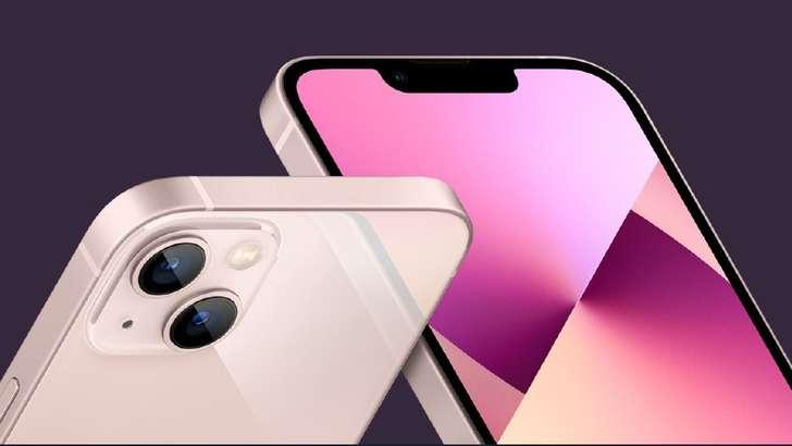 Кичикроқ тирқиш ва янгича асосий камерага эга Apple iPhone 13 ва 13 mini'лар тақдим қилинди