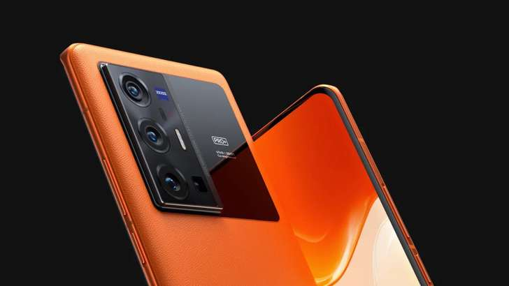 Snapdragon 888+ чипига эга vivo X70 Pro+ смартфони тақдим этилди