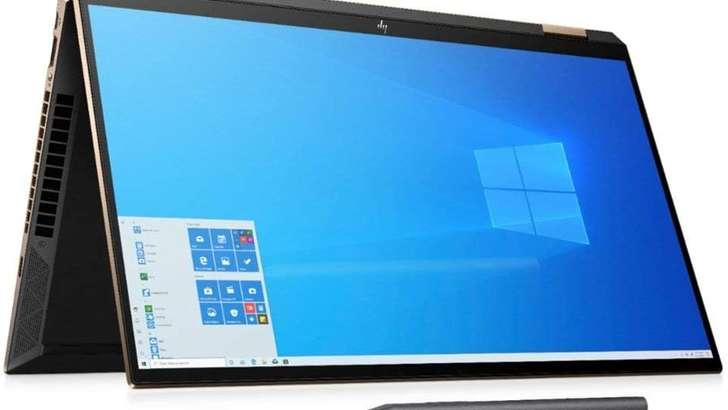 Янги HP Specter x360 16 ноутбуки OLED дисплейига эга бўлади