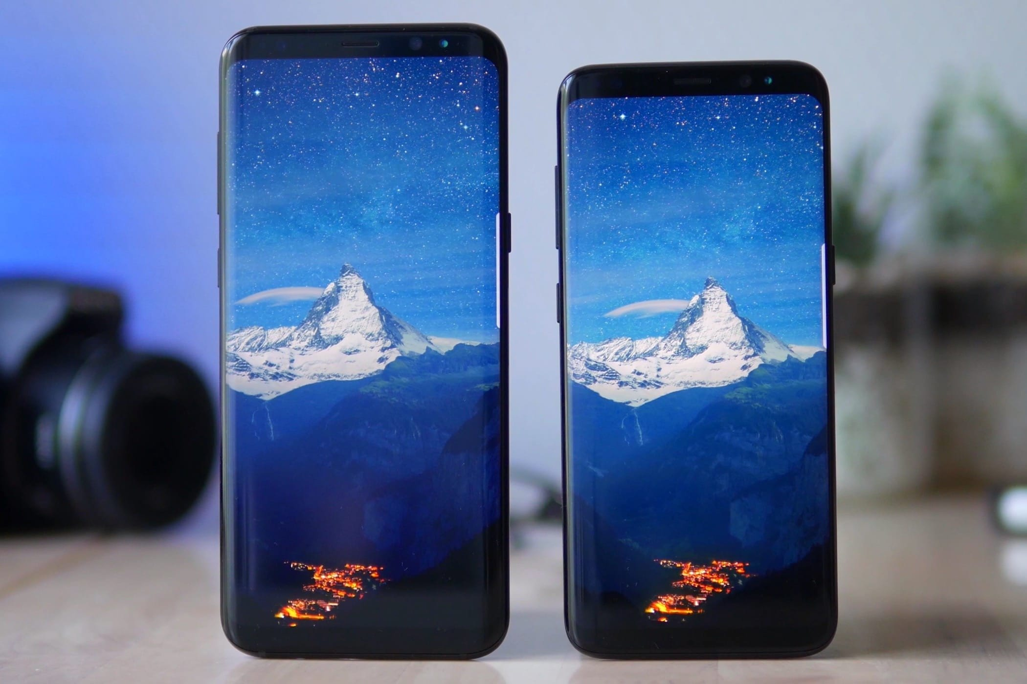 design and display samsung galaxy s9 and s9 the - HD 2100×1400